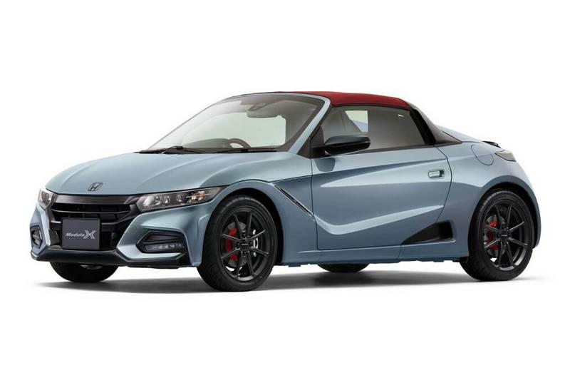 Honda S600將於2022年3月停產,對此推出出S660 Modulo X Version Z向車迷道別。