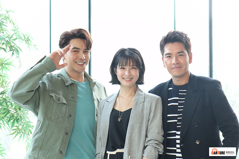【車勢星聞】《三隻小豬的逆襲》主要演員謝佳見、賴雅妍、王傳一首度曝光。