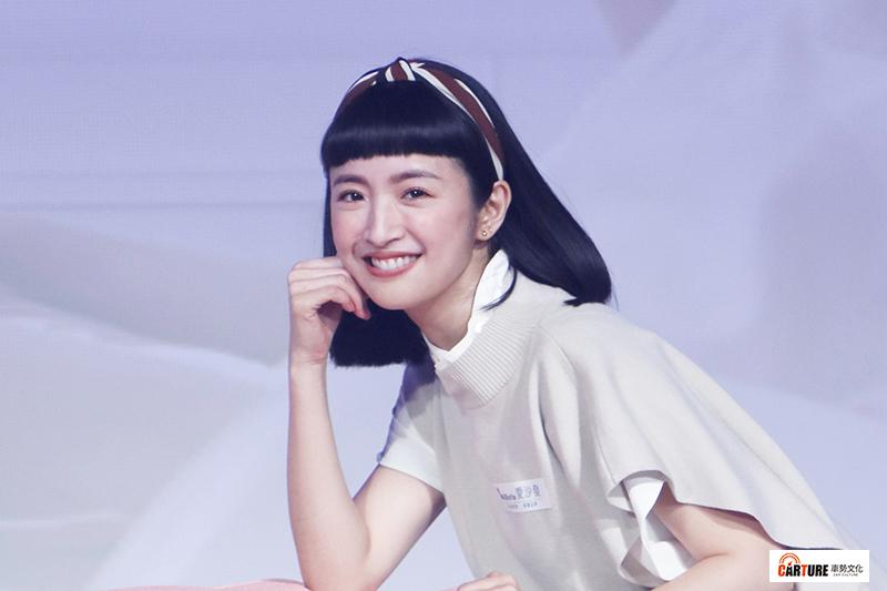 【車勢星聞】林依晨出席沙發按摩椅品牌Fuji  FG-925上市發表會。