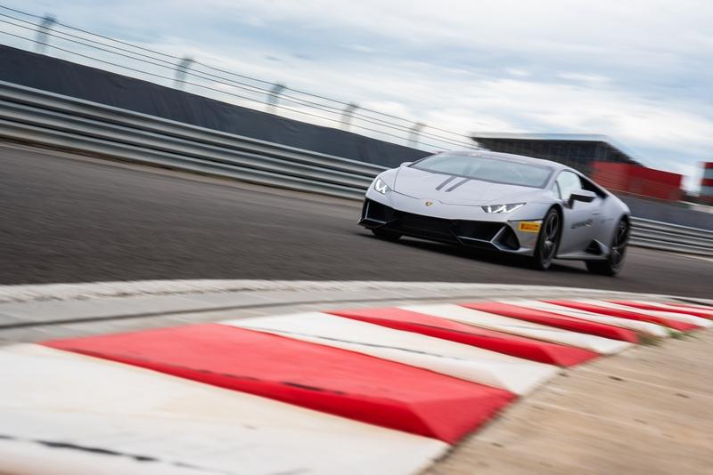 Lamborghini表示未來會花更多心思於操控表現。