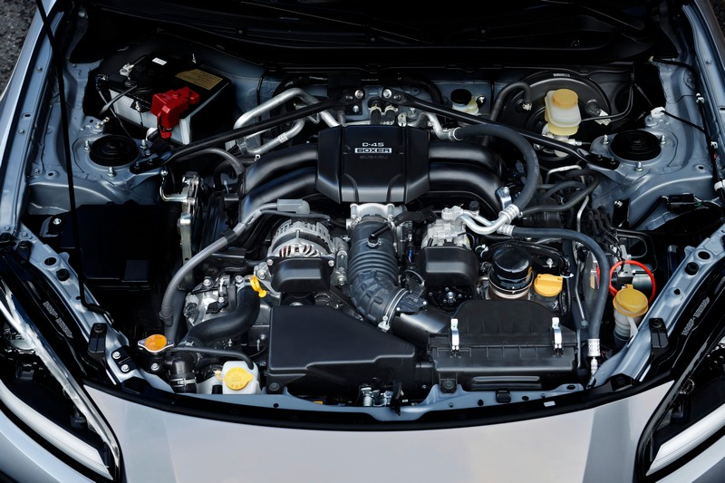 有消息指出Toyota要針對引擎與變速箱進行調校,藉以讓GR 86與BRZ有所區隔。