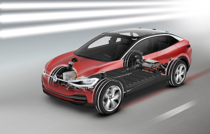 福斯已確定未來會全面發展電動車。