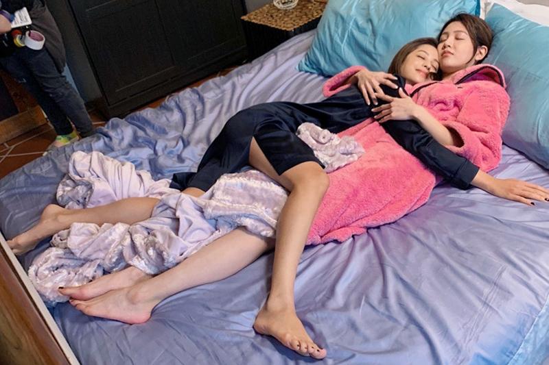 【車勢星聞】《戀愛是科學》莫允雯、黃薇渟瘋狂閨蜜尺度無上限。(圖:三立提供)
