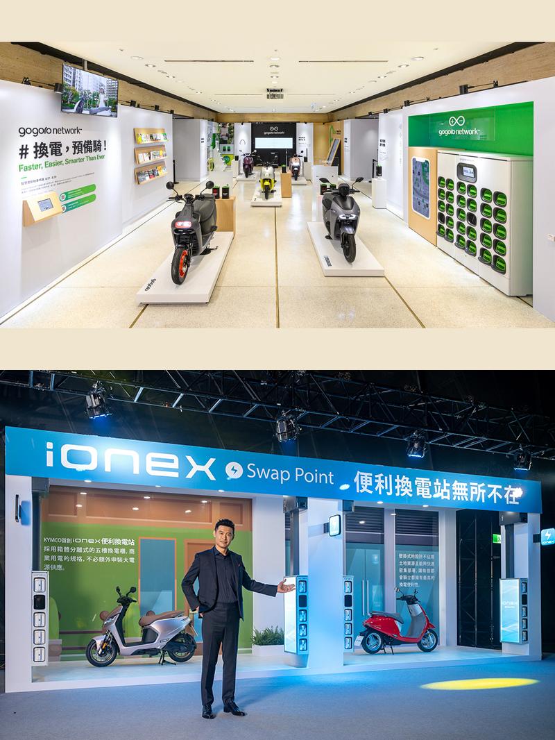 台灣電動機車形成兩大陣營競爭的態勢,缺乏共同合作觀念,恐失去國際競爭力。