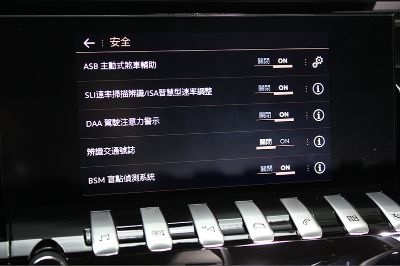 貴為品牌旗艦,508 SW全車系當然配備最完整ADAS先進駕駛輔助系統。