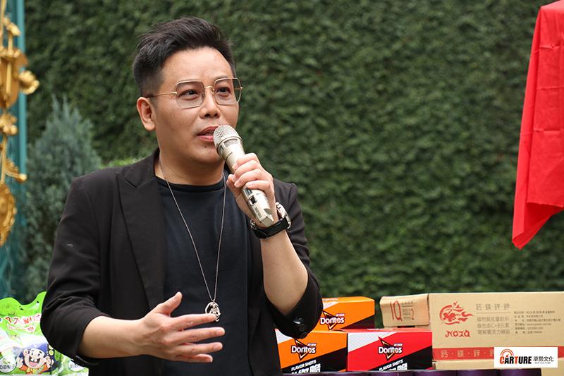 【車勢星聞】《山中森林》導演姜寧。