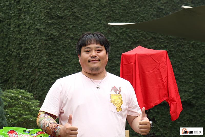【車勢星聞】《山中森林》演員吳震亞。
