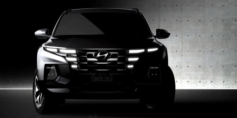 Hyundai將於4/15帶來Santa Cruz Pickup。