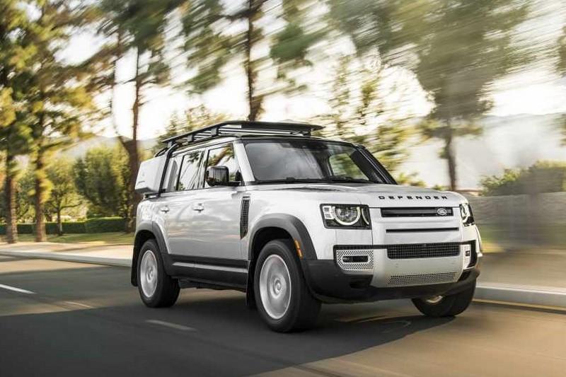 Land Rover Defender入圍最佳豪華車與設計車獎項。