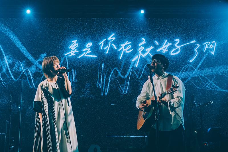 【車勢星聞】棉花糖休團八年合體開唱,預告即將推出新專輯。(圖:環球音樂提供)