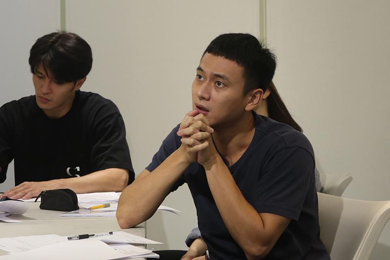 【車勢星聞】劉冠廷回歸《植劇場2》訓練,透露上課練習讓他再次找到表演的快樂之處。(圖:拙八郎提供)