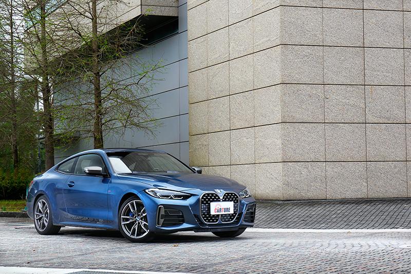 去年至今討論度最高的車款莫過於新世代BMW 4 Series。