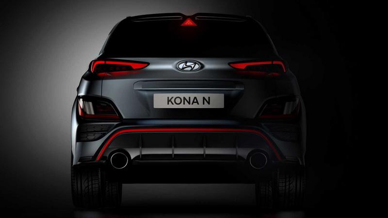 有消息Kona N只會有N DCT不會有六速手排。