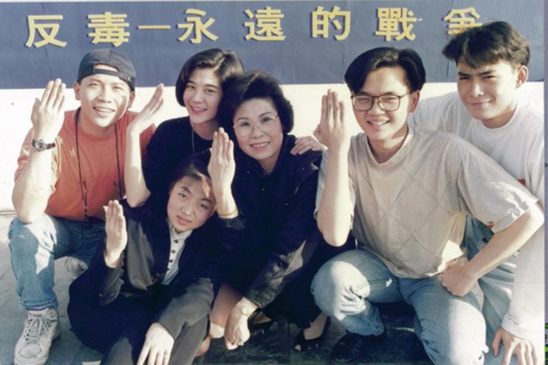【車勢星聞】文英阿姨早期就與導演王小棣合作過多部作品。(圖:稻田電影工作室提供)
