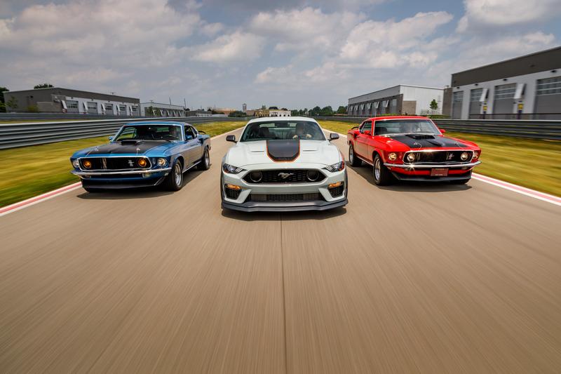 Ford Mustang再度獲得全球最暢銷跑車殊榮。