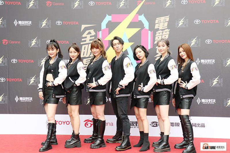 【車勢星聞】《全明星電競女神》陳漢典同宿集訓六女星「看到不該看的」。