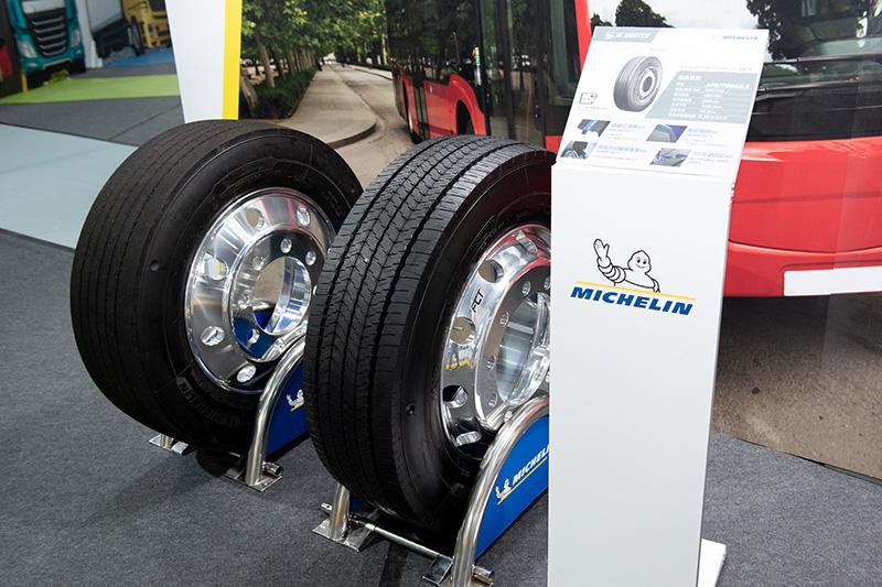 因應電動巴士的發展趨勢,米其林X INCITY EV Z提供更適合電動巴士的選擇。