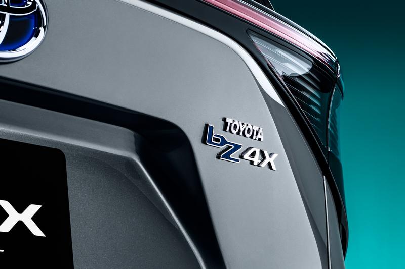 bZ4X預計2022年中開始銷售。