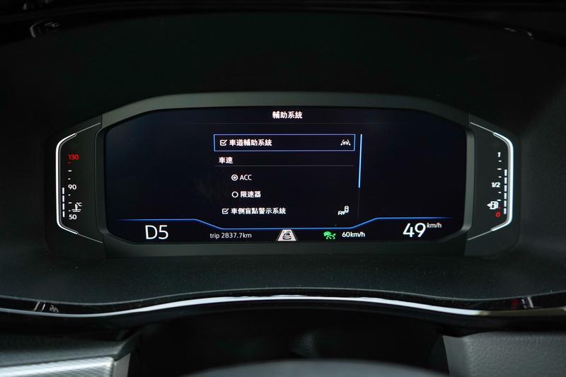 標配的IQ.Drive智能駕駛輔系統也是California車系的一大優勢