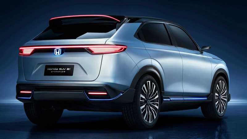 SUV e:prototype預計2022年於中國推出,未來會導入至全球市場。
