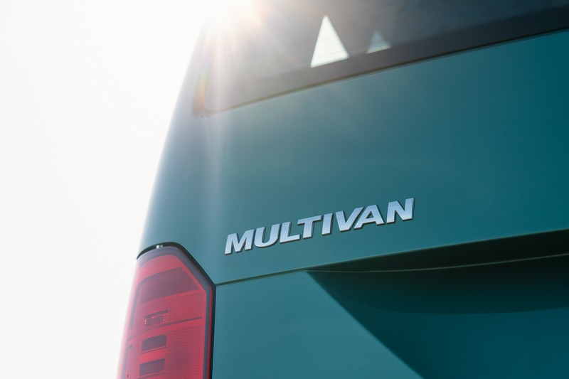 福斯商旅預告今年會推出新款Multivan。