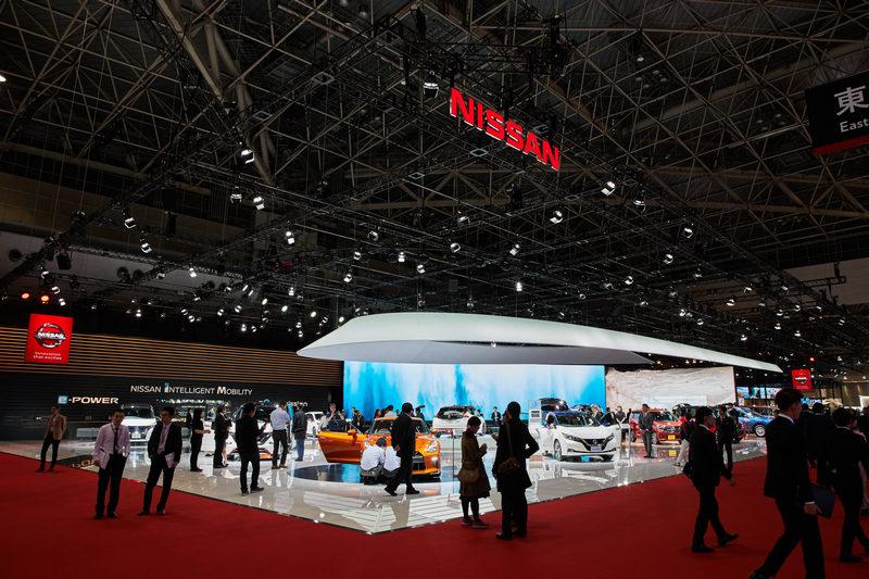 日本汽車工業協會宣布本屆東京車展取消。