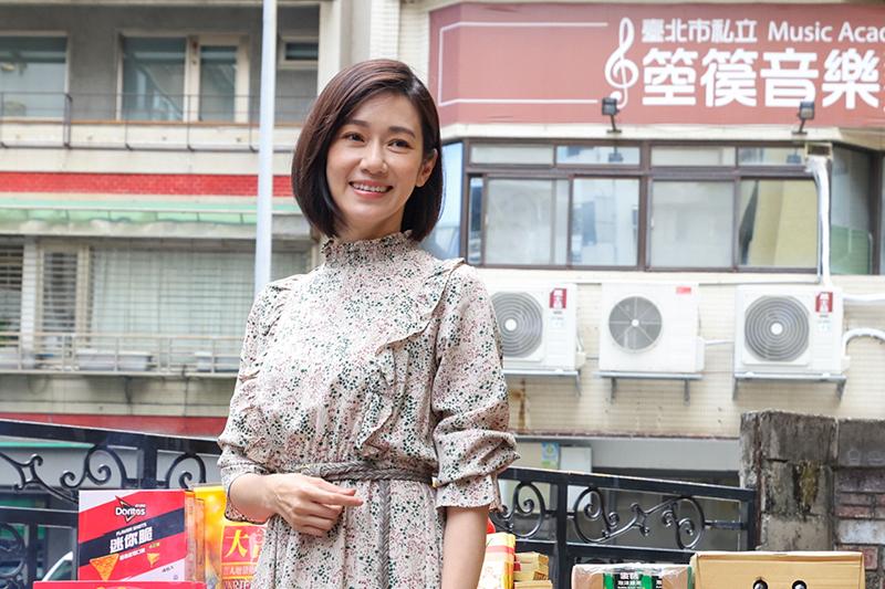 【車勢星聞】周幼婷睽違5年接演《人浮於愛》。(圖:女王傳播有限公司提供)