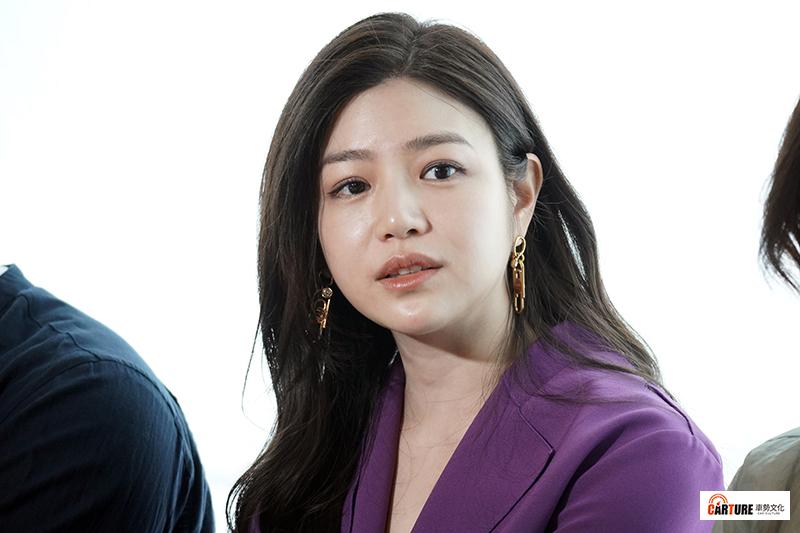 【車勢星聞】陳妍希回台拍攝《人浮於愛》,兒子視訊告白超暖心。