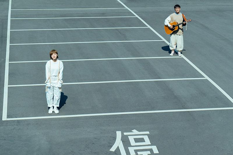 【車勢星聞】棉花糖《一切都是為了與你相遇》專輯4/23開放預購5/7正式發行。(圖:環球音樂提供)