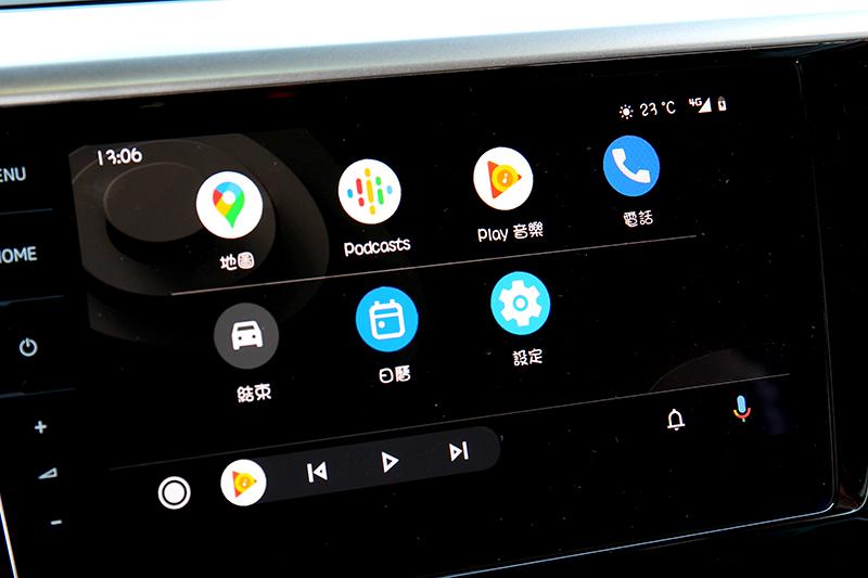 9.2吋中控MIB 3系統,提供我的最愛捷徑與無線Apple Carplay功能。