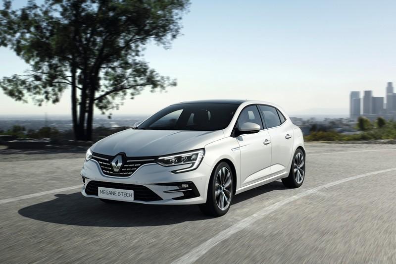 Renault認同極限限制在180km/h策略,2022年Megane E-Tech將率先配備。
