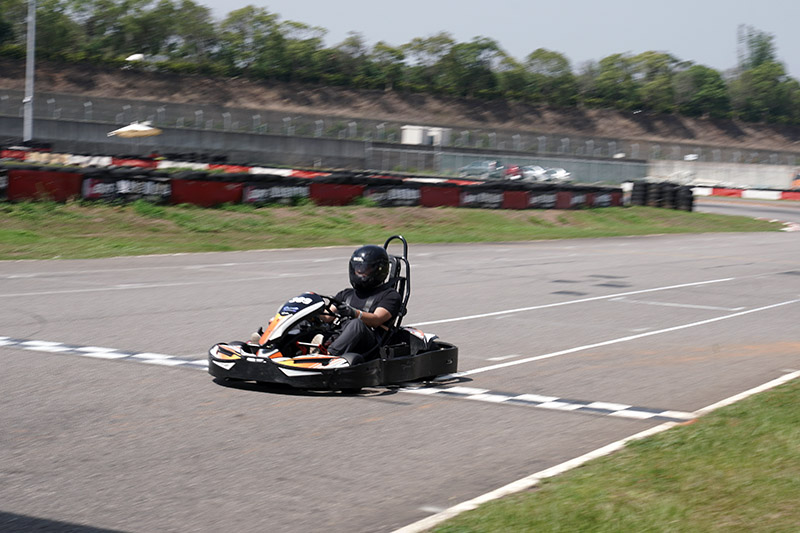 最終是由唐裕能、林明立與黃彥凱所組成的「新民同學」在拿下竿位後,頂住第二名「GR Karting Racing」與第三名「A.K.A籃紫漢」等隊伍的競爭,拿下冠軍。