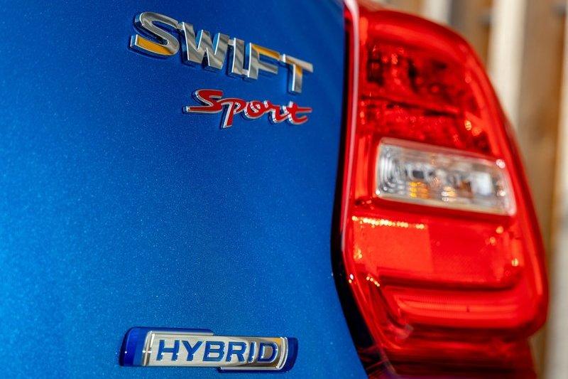 Swift Sport則於2023年緊接亮相。(圖為現行Swift Sport)