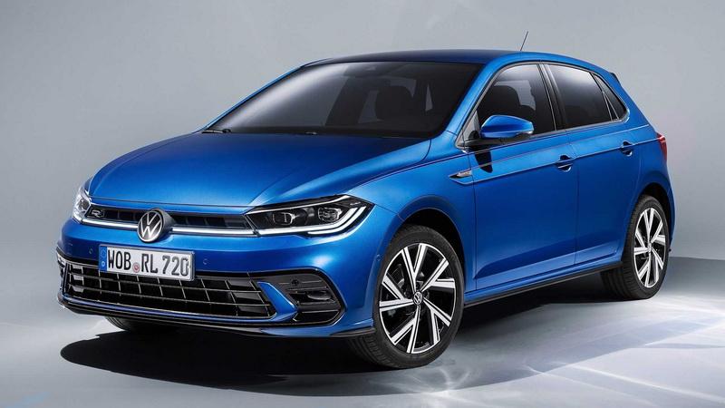 小改款之Volkswagen Polo