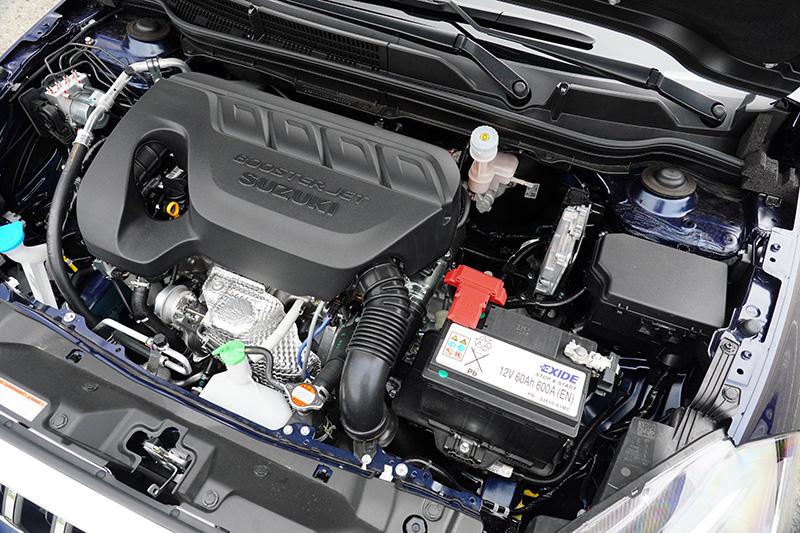 動力部分,仍然是搭載1.4升的BOOSTERJET缸內直噴渦輪增壓引擎。