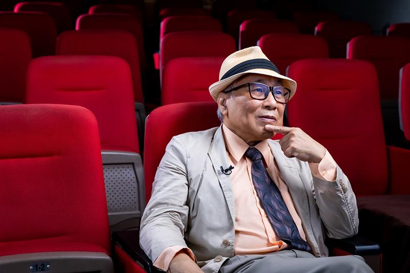 【車勢星聞】2021台北電影獎卓越貢獻奬得主黃建業。(圖:台北電影節提供)