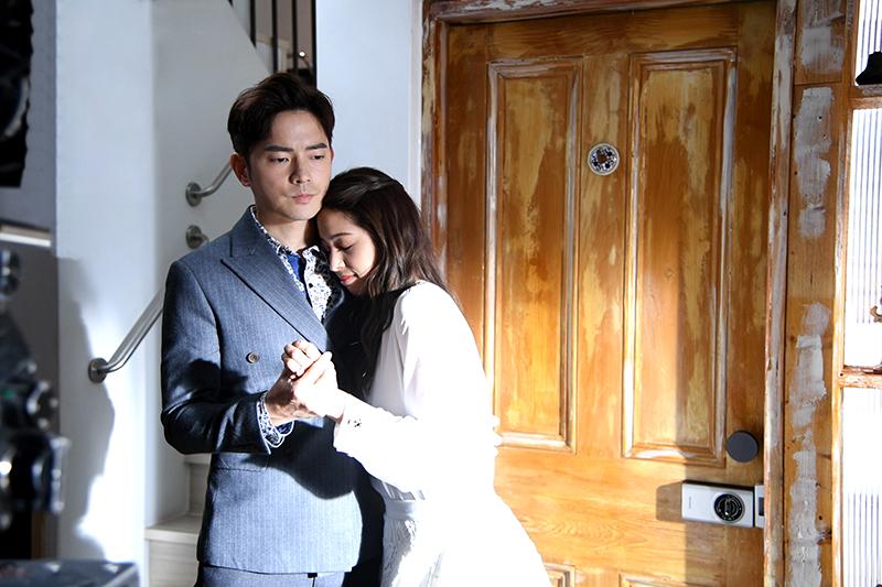【車勢星聞】《戀愛是科學》宥勝(左)演出高富帥前夫。(圖:三立提供)