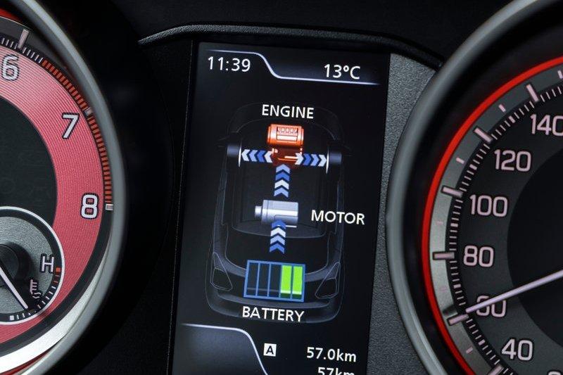 動力可能會改搭載渦輪+48V輕油電。