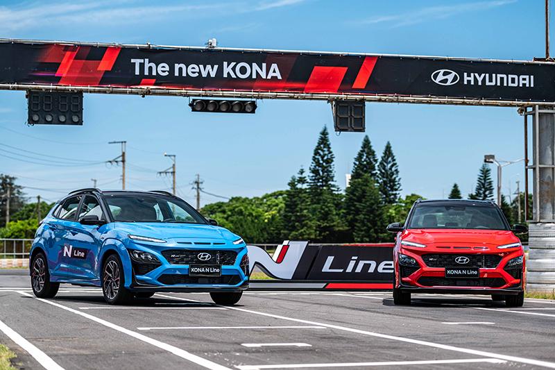 一如其他性能子品牌,在HYUNDAI N Brand旗下也有N Line作為二當家,而甫於國內發表的KONA N Line便是其中力作。