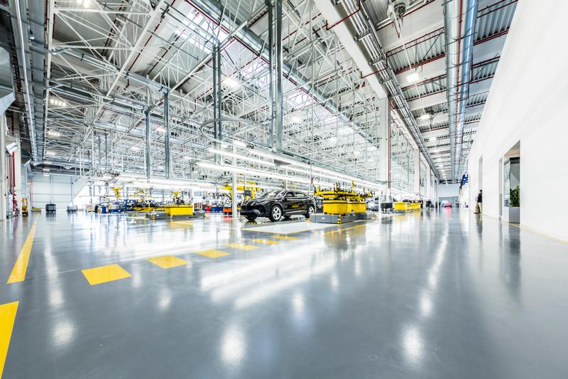 360° Approach計畫是要廠區持續降低碳排維護環境。