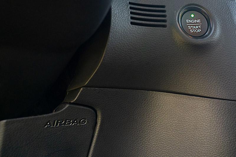 21年式Ford Ranger運動型升級7具SRS輔助氣囊,行車安全再提升。
