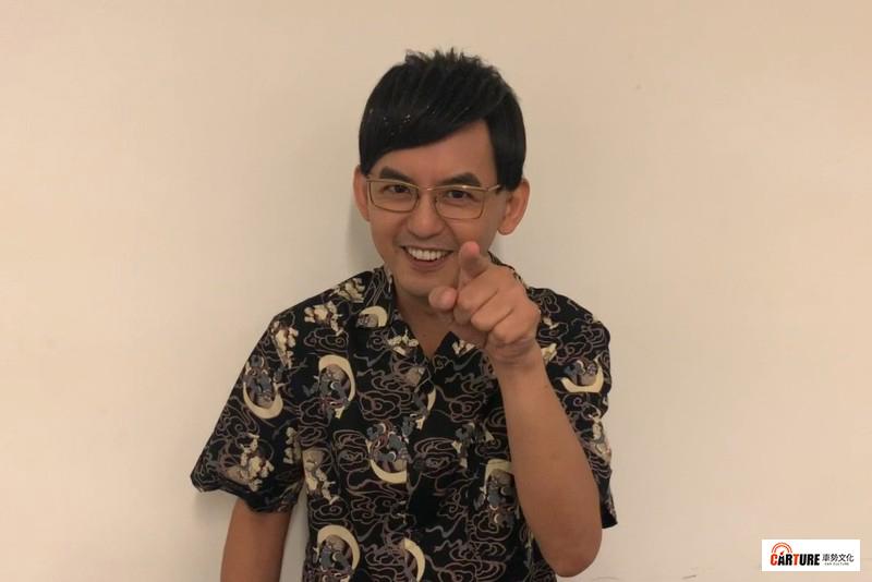 【車勢星聞】名主持人黃子佼親錄影片祝福車勢文化的朋友中秋節快樂!