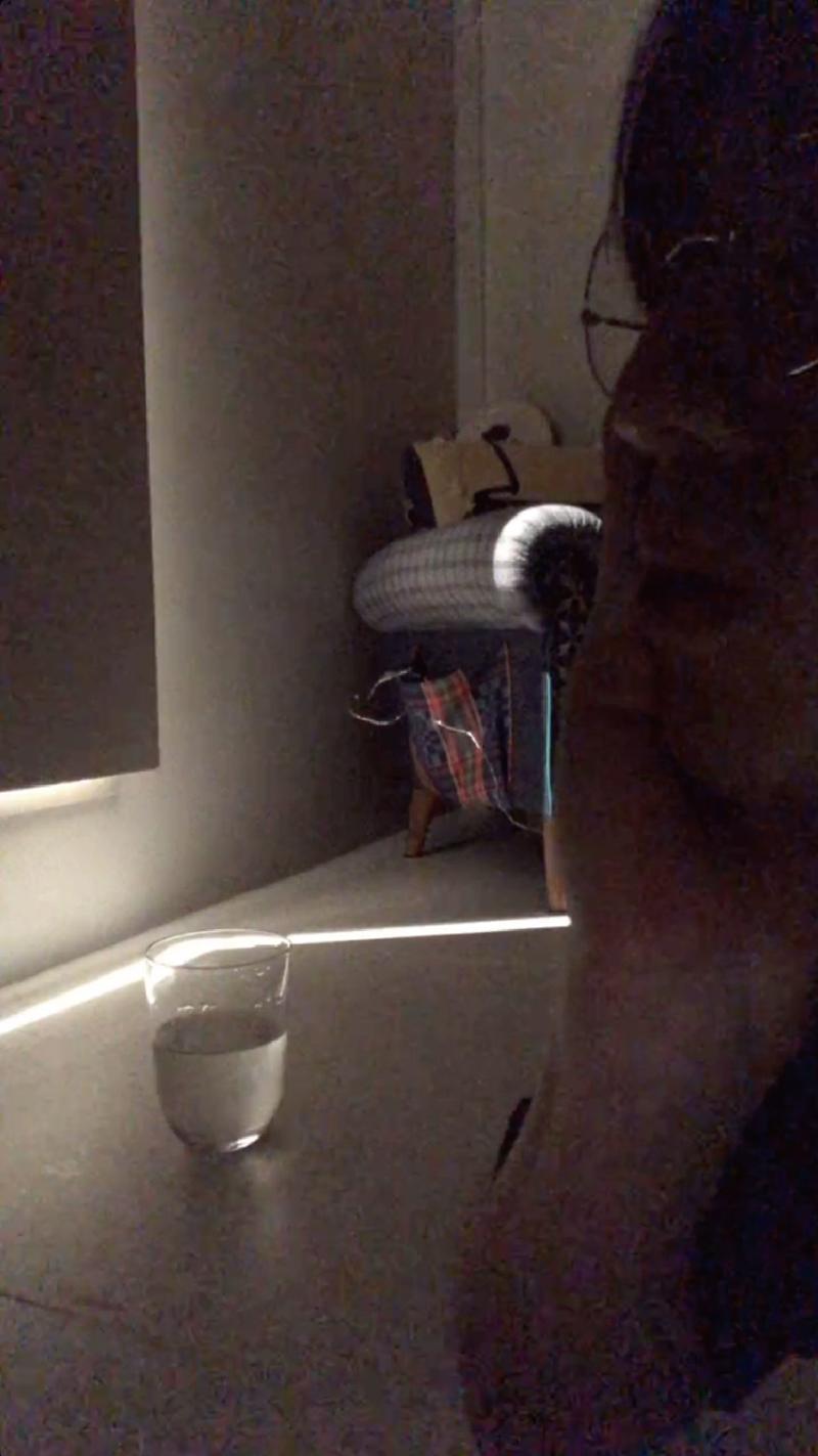 【車勢星聞】林宥嘉神秘快閃不露臉開直播,老婆丁文琪甜蜜留言給100分。(圖:華研國際提供)