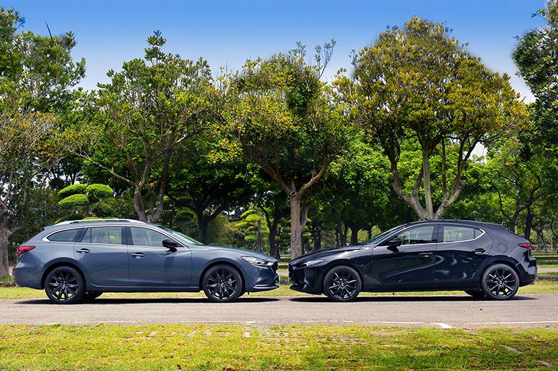 很有趣的,就汽車設計潮流脈絡看,修長的車身與挺翹的車尾向來總是美感匯聚的主流思維,一旦加上實用性,惟掀背車與旅行車之外再無它解。