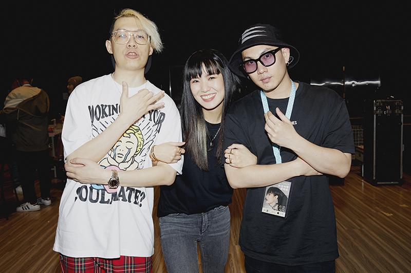 【車勢星聞】孫盛希「入圍禮物」推出新MV,《出沒地帶》演唱會5/27線上重播。(圖:滾石唱片提供)