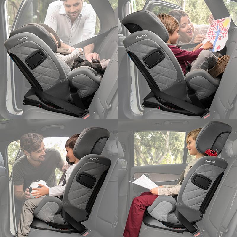 市面上對應各種需求之兒童座椅十分完備,也有許多租賃管道,替幼童準備兒童座椅〈墊〉並不困難。