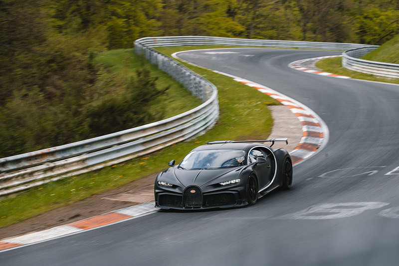 Chiron Pur Sport。