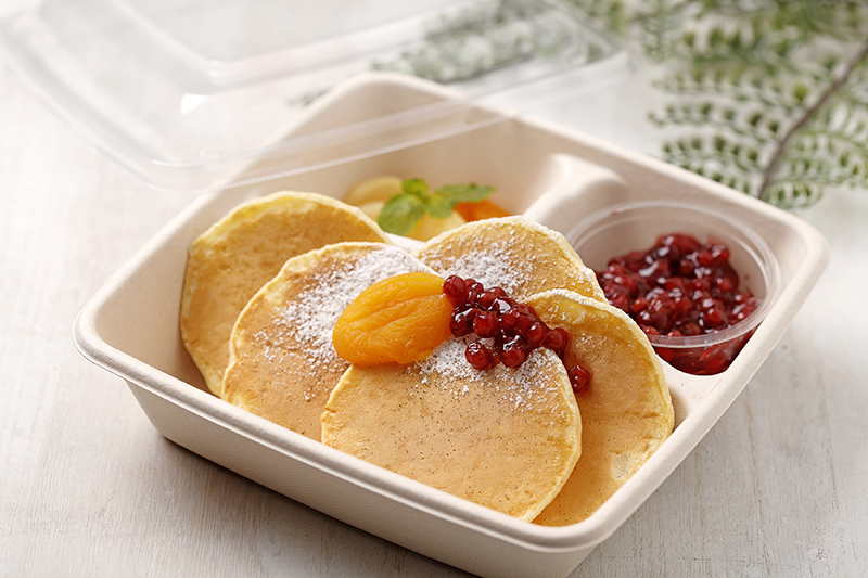 杏桃-杏桃蔓越莓鬆餅。(圖:品牌提供)