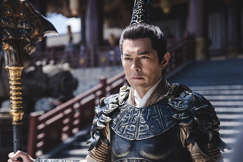 【車勢星聞】改編自熱門遊戲的華語電影《真‧三國無雙》由古天樂主演。(圖:Netflix提供)