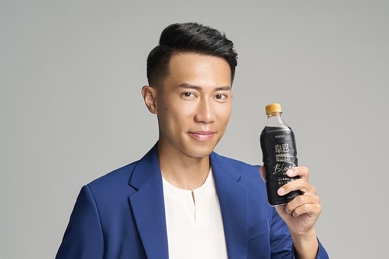韋恩咖啡宣布由四大極地超馬總冠軍陳彥博擔任全新代言人。(圖:品牌提供)